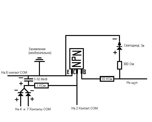 КРЕН 5А или КД521 (КД522)